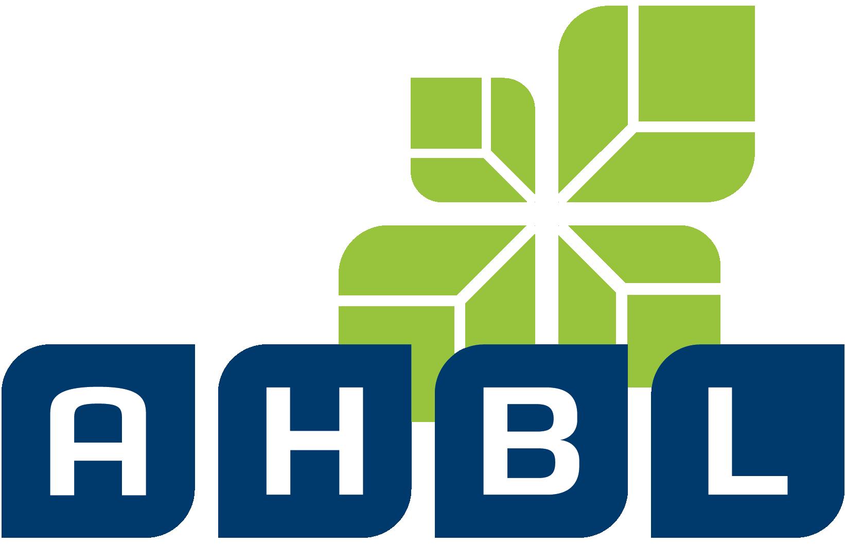 Logo for AHBL