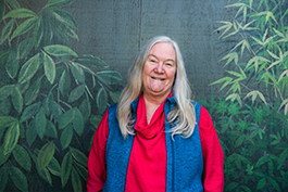 Ruthanne Howell, Executive Director of Tacoma Zoo and Aquarium Society